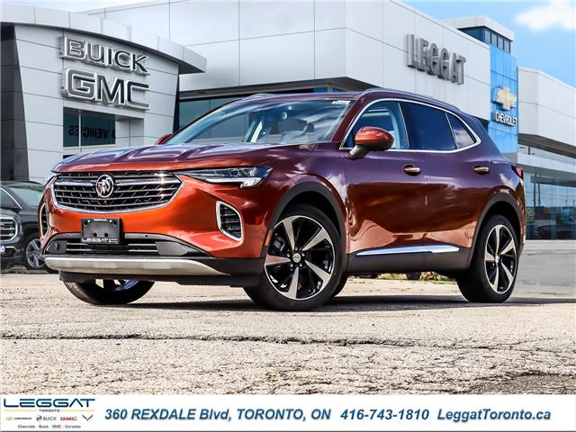 2021 Buick Envision Essence (Stk: 181502) in Etobicoke - Image 1 of 29