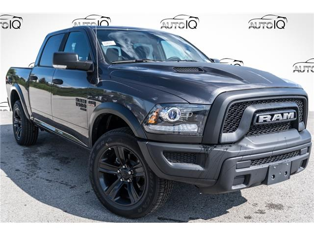 2021 RAM 1500 Classic SLT (Stk: 35263D) in Barrie - Image 1 of 25