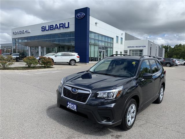 2019 Subaru Forester 2.5i (Stk: LP0656) in RICHMOND HILL - Image 1 of 24