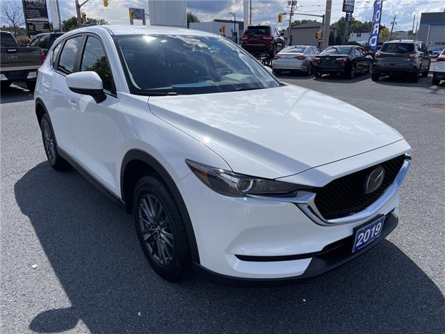 2019 Mazda CX-5 GS (Stk: 21190A) in Cornwall - Image 1 of 30