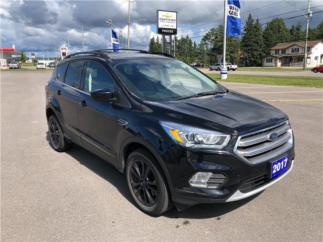 2017 Ford Escape SE (Stk: 8917-21A) in Sault Ste. Marie - Image 1 of 13