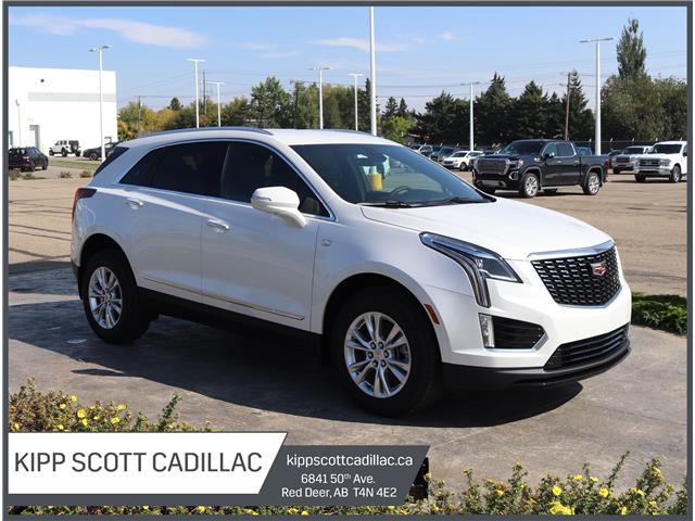 2022 Cadillac XT5 Luxury (Stk: 11154) in Red Deer - Image 1 of 32
