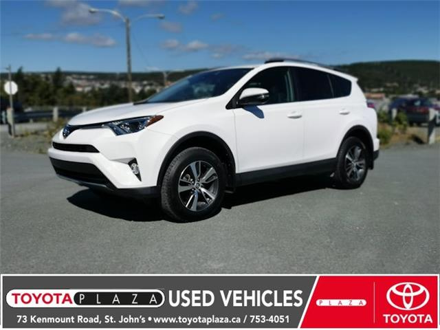 2017 Toyota RAV4 XLE (Stk: LP3823) in St. Johns - Image 1 of 17