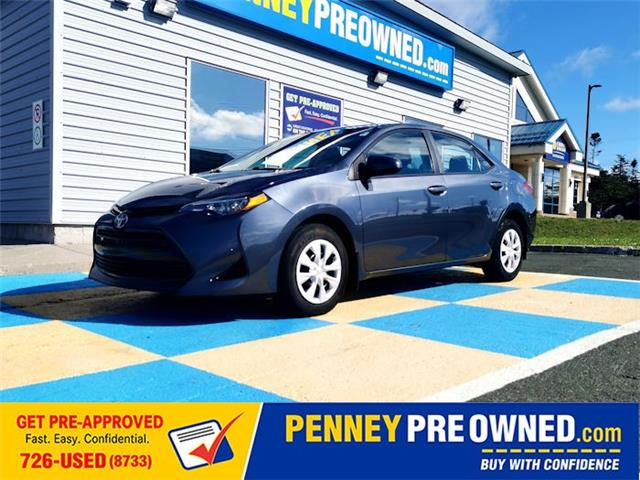 2019 Toyota Corolla CE (Stk: 40358A) in Mount Pearl - Image 1 of 14