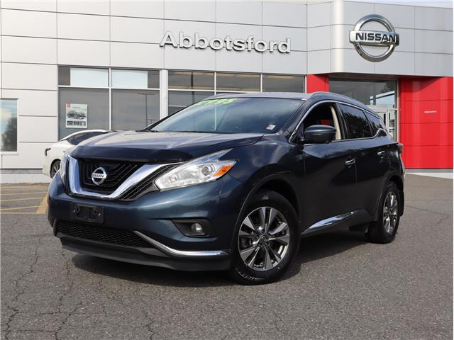 2016 Nissan Murano SL (Stk: A22001A) in Abbotsford - Image 1 of 29