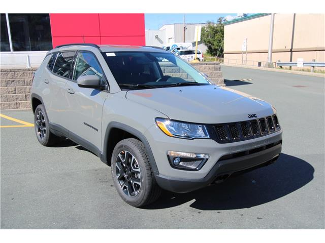 2021 Jeep Compass Sport (Stk: PW3555) in St. John\'s - Image 1 of 19