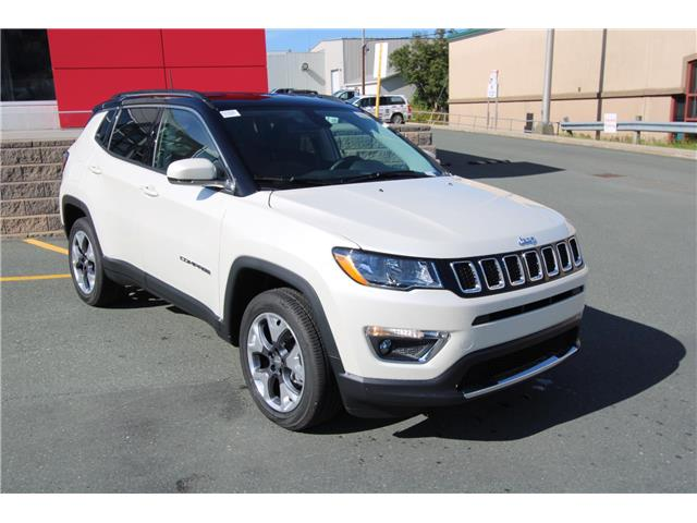 2021 Jeep Compass Limited (Stk: PW3560) in St. John\'s - Image 1 of 20