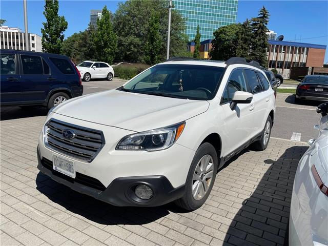 2017 Subaru Outback 2.5i Premier Technology Package (Stk: 410386) in Milton - Image 1 of 1