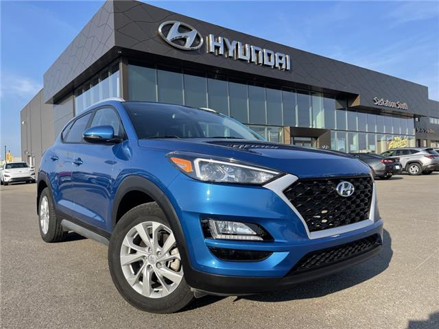 2021 Hyundai Tucson Preferred (Stk: H3077) in Saskatoon - Image 1 of 22