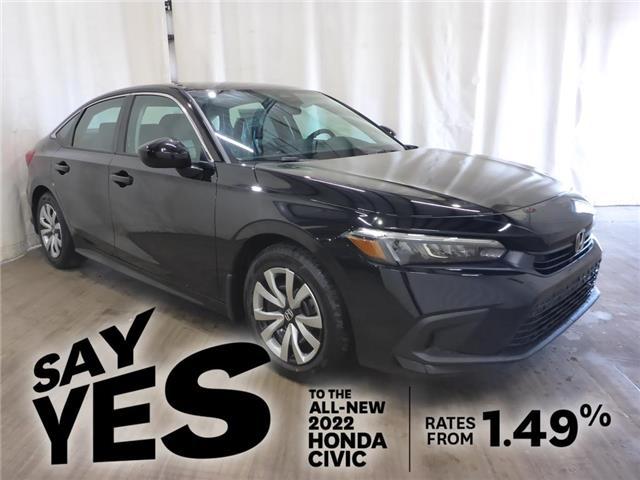 2022 Honda Civic LX (Stk: 2234033) in Calgary - Image 1 of 22