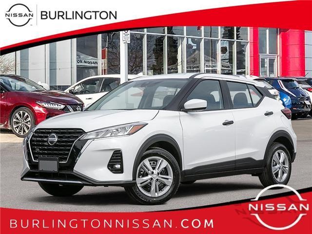 2021 Nissan Kicks S (Stk: B4063) in Burlington - Image 1 of 23
