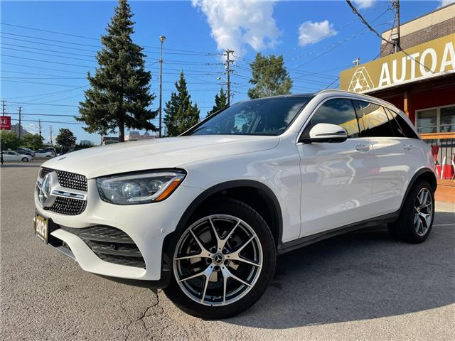 2021 Mercedes-Benz GLC 300 Base (Stk: 142544) in SCARBOROUGH - Image 1 of 30