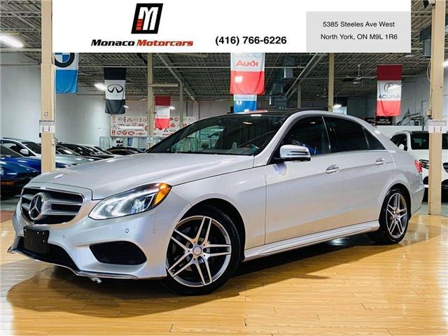 2016 Mercedes-Benz E-Class Base (Stk: 4392-3) in North York - Image 1 of 17