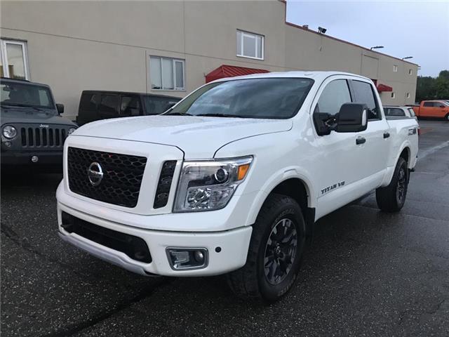 2018 Nissan Titan  (Stk: 21231-A) in Sherbrooke - Image 1 of 16