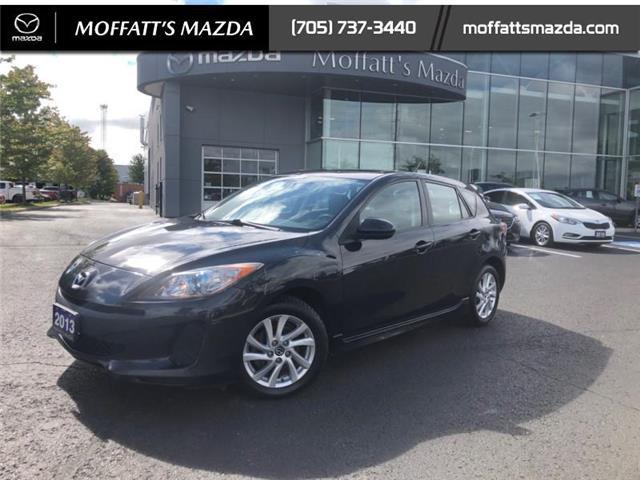 2013 Mazda Mazda3 Sport GS-SKY (Stk: P9369A) in Barrie - Image 1 of 22