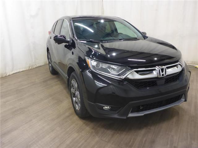 2019 Honda CR-V EX (Stk: 21090103) in Calgary - Image 1 of 27