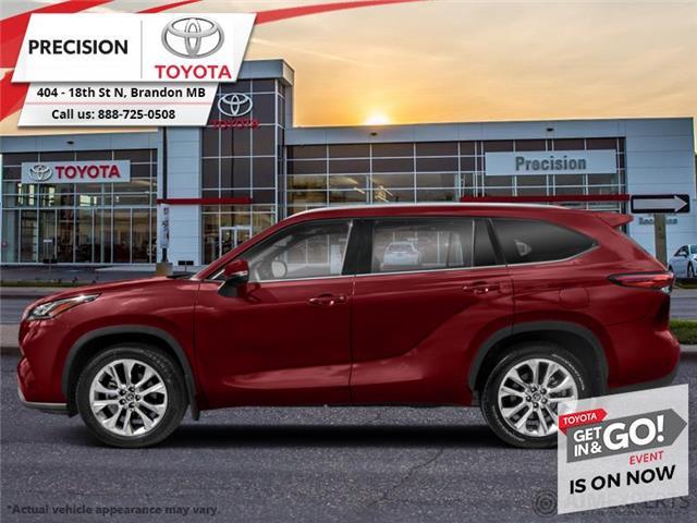 2021 Toyota Highlander Limited (Stk: 21460) in Brandon - Image 1 of 1