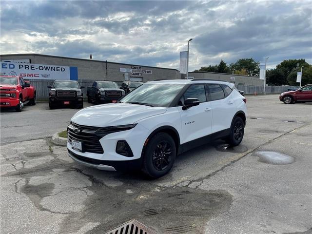 2021 Chevrolet Blazer LT DEMO MIDNIGHT EDITION (Stk: 560561D) in Milton - Image 1 of 1