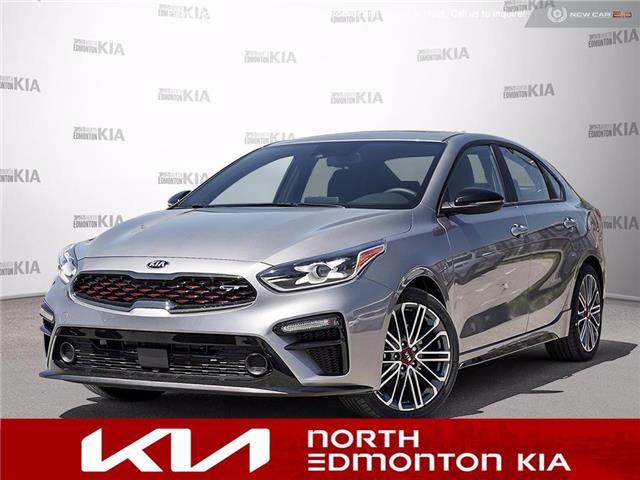 2021 Kia Forte GT Limited (Stk: 21FT4174) in Edmonton - Image 1 of 6