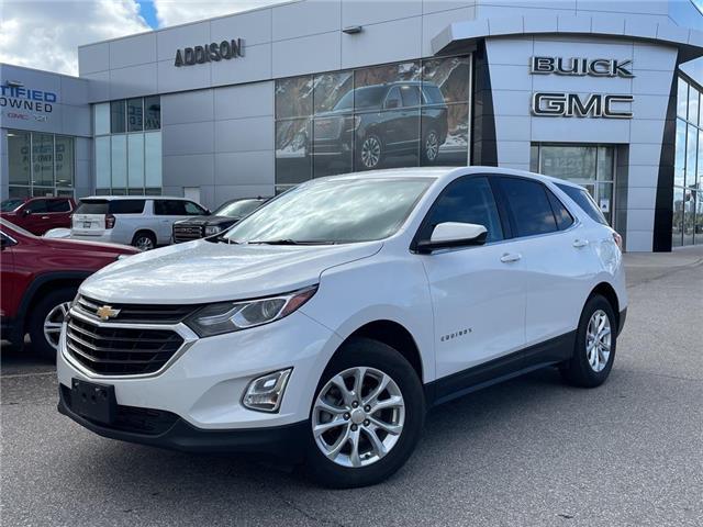 2019 Chevrolet Equinox LT (Stk: U158539) in Mississauga - Image 1 of 21