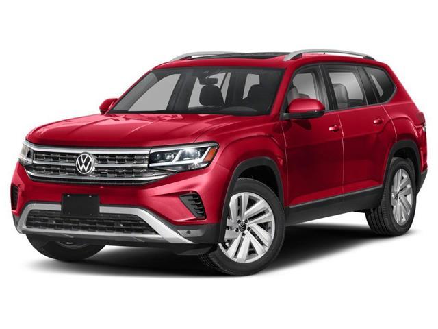 2021 Volkswagen Atlas 3.6 FSI Execline (Stk: 10392) in Calgary - Image 1 of 9