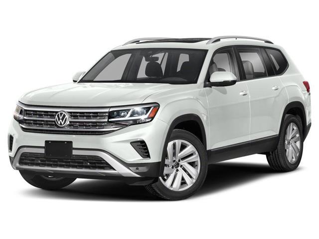 2021 Volkswagen Atlas 3.6 FSI Execline (Stk: 10395) in Calgary - Image 1 of 9