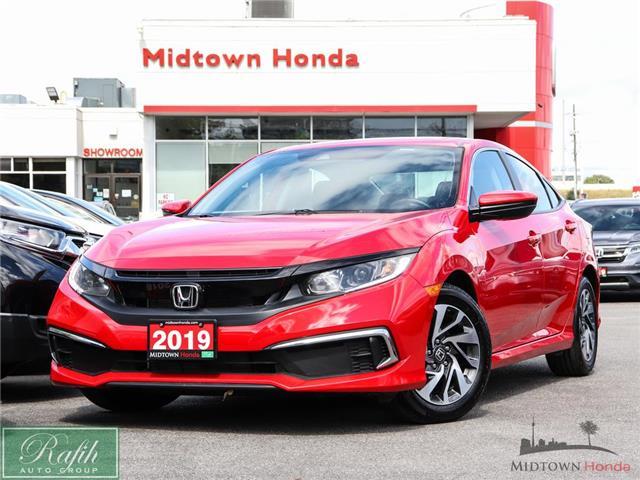 2019 Honda Civic EX (Stk: 2210598A) in North York - Image 1 of 28