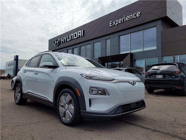 2021 Hyundai Kona EV Preferred (Stk: U3823) in Charlottetown - Image 1 of 28