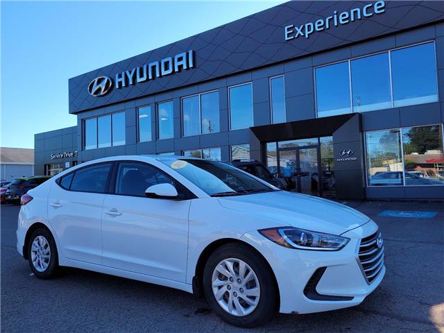 2017 Hyundai Elantra LE (Stk: U3853) in Charlottetown - Image 1 of 17