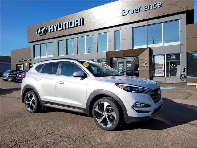 2016 Hyundai Tucson Limited (Stk: N1524A) in Charlottetown - Image 1 of 21