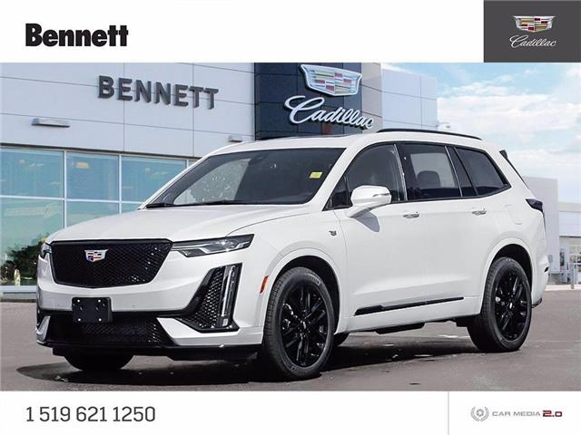2021 Cadillac XT6 Sport (Stk: D210892) in Cambridge - Image 1 of 30