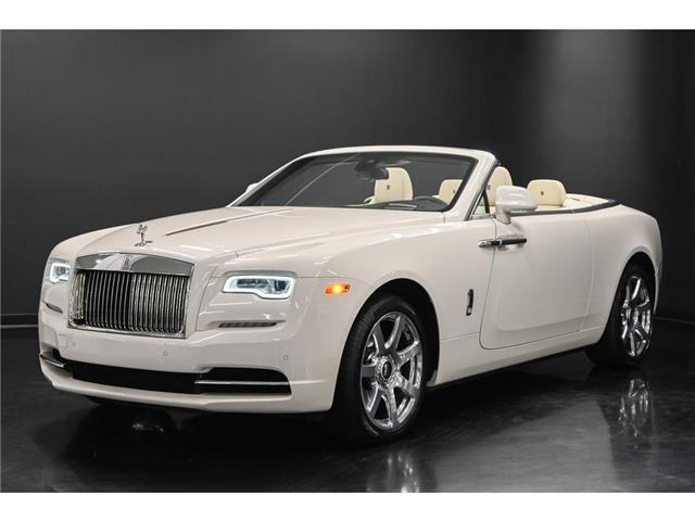 2018 Rolls-Royce Dawn Convertible - Just Arrived! (Stk: A68189) in Montreal - Image 1 of 30