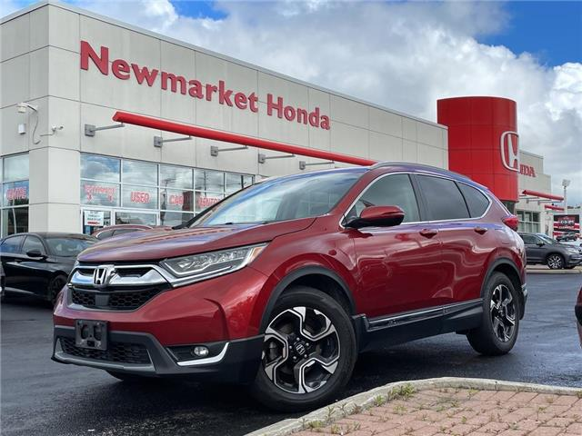 2018 Honda CR-V Touring (Stk: 21-2157A) in Newmarket - Image 1 of 20