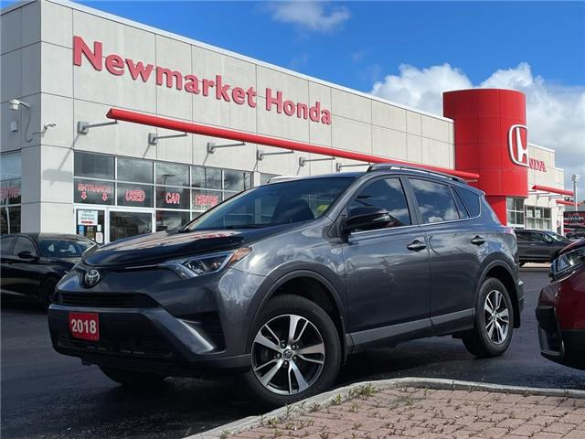 2018 Toyota RAV4 LE (Stk: 21-3837A) in Newmarket - Image 1 of 20