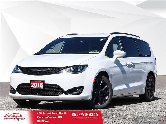 2018 Chrysler Pacifica Touring-L (Stk: 215781) in Essex-Windsor - Image 1 of 27