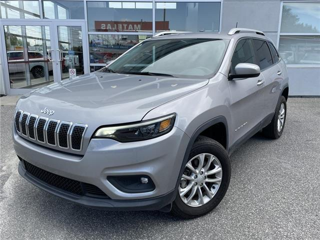 2019 Jeep Cherokee North 4x4 V6 (Stk: E3871) in Salaberry-de-Valleyfield - Image 1 of 17