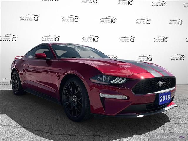 2018 Ford Mustang EcoBoost (Stk: 1310C) in St. Thomas - Image 1 of 29