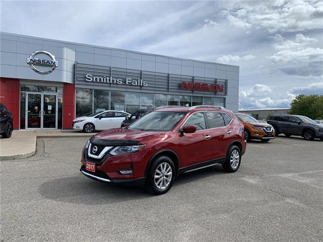 2017 Nissan Rogue SV (Stk: 21-028A) in Smiths Falls - Image 1 of 18