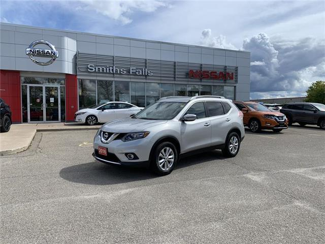 2016 Nissan Rogue SV (Stk: 21-321A) in Smiths Falls - Image 1 of 18
