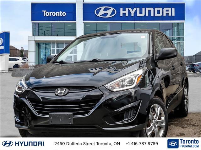 2015 Hyundai Tucson GL (Stk: U07256) in Toronto - Image 1 of 11