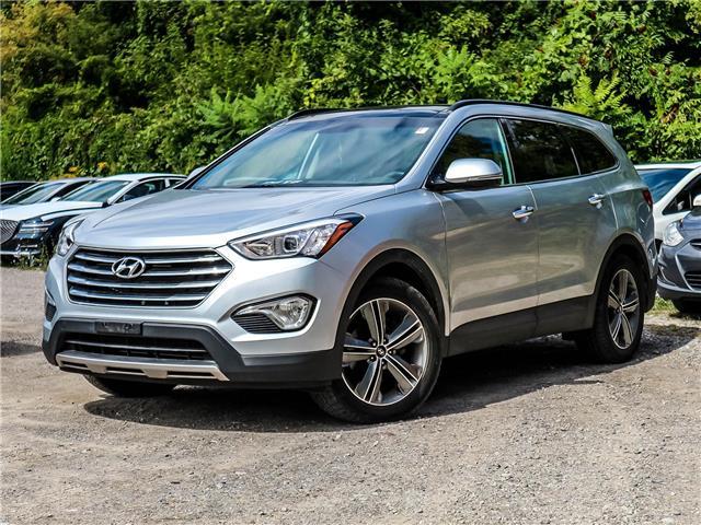 2016 Hyundai Santa Fe XL Limited (Stk: U07265) in Toronto - Image 1 of 4