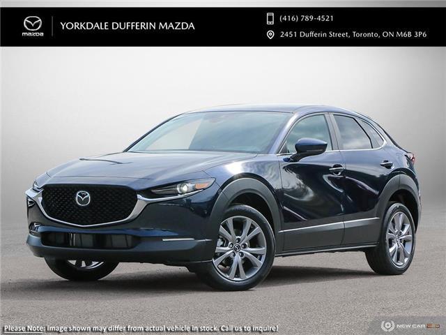 2021 Mazda CX-30 GS (Stk: 211374) in Toronto - Image 1 of 22