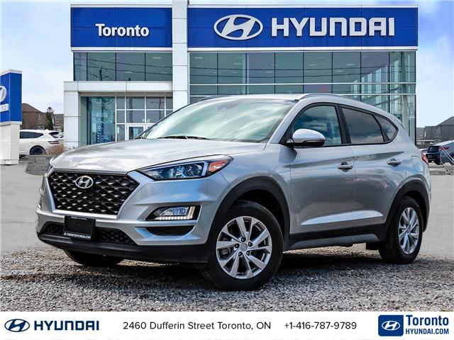 2021 Hyundai Tucson Preferred (Stk: UH07291) in Toronto - Image 1 of 23