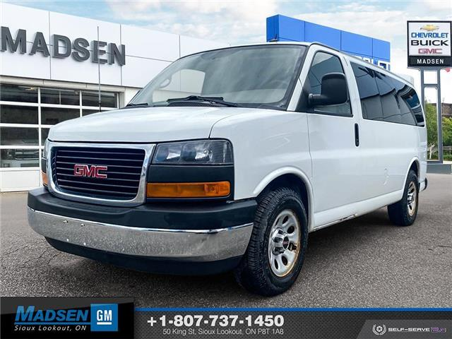 2014 GMC Savana 1500 1LS (Stk: A21153) in Sioux Lookout - Image 1 of 24