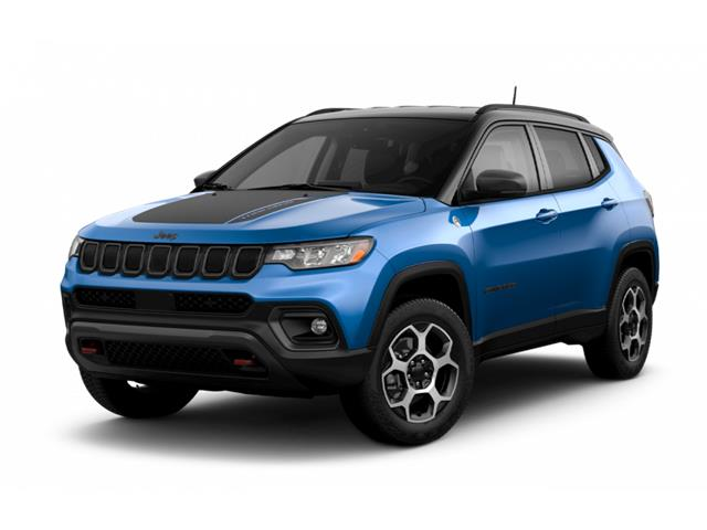 2022 Jeep Compass Trailhawk (Stk: ) in Québec - Image 1 of 1