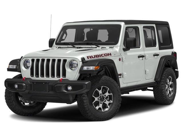 2021 Jeep Wrangler Unlimited Rubicon (Stk: ) in Orillia - Image 1 of 9