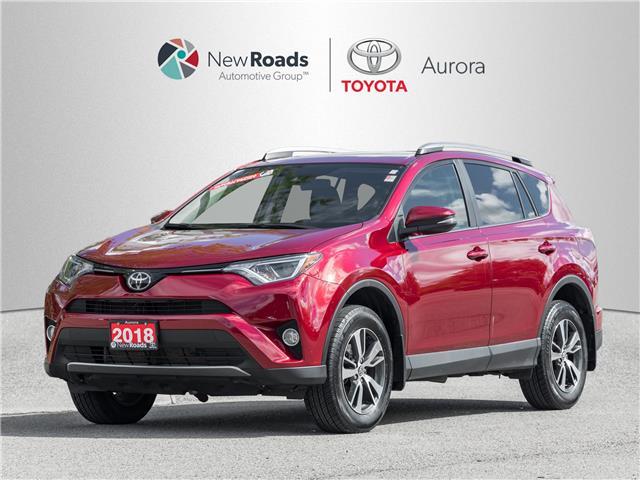 2018 Toyota RAV4  (Stk: 328541) in Aurora - Image 1 of 21