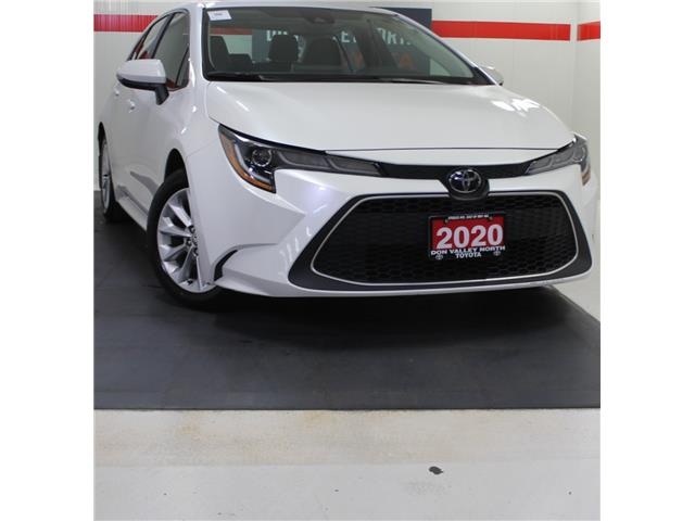 2020 Toyota Corolla XLE (Stk: 10101202A) in Markham - Image 1 of 25