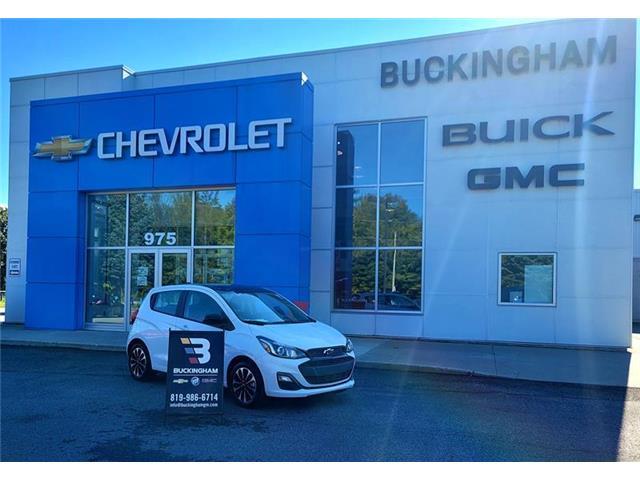 2021 Chevrolet Spark 1LT Manual (Stk: U16640) in Gatineau - Image 1 of 16