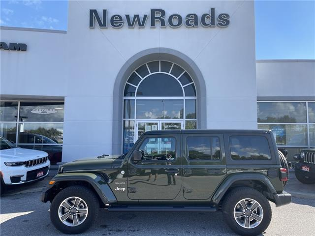 2021 Jeep Wrangler Unlimited Sahara (Stk: 25775T) in Newmarket - Image 1 of 15
